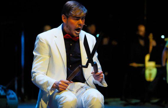 Opera van Boris Bezemer Composers' Festival