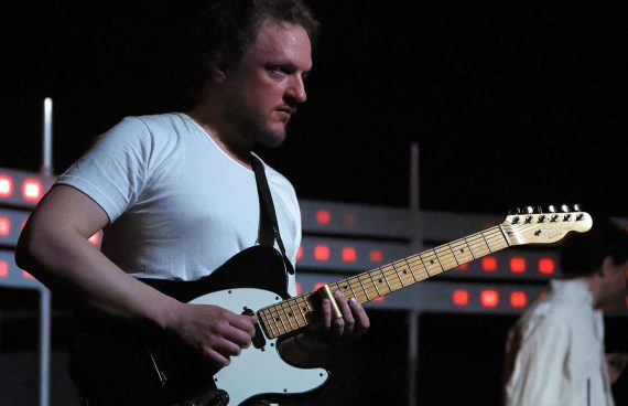 Jornt Duyx, gitaar