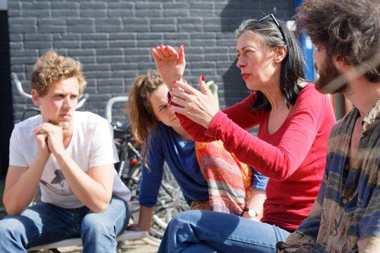 Wijksafari maakt school!, Adelheid Roosen