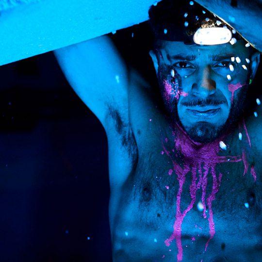 Fernando Belfiore-The Cave-tryout-Dansmakers Amsterdam-fotografie Thomas Lenden